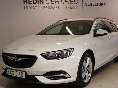 begagnad Opel Insignia 1.5 Turbo 165hk S+V-HJUL