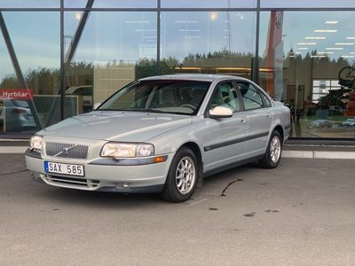 begagnad Volvo S80 2.4 Automat 170hk
