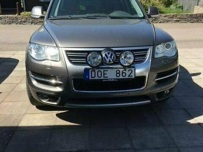 begagnad VW Touareg 3.0 V6 TDI 4Motion