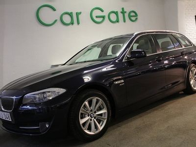 begagnad BMW 525 d xDrive Touring AUT 7592MIL *6 MÅN FRI FÖRSÄKRING*
