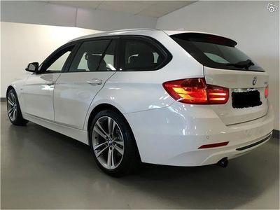 begagnad BMW 318 d Touring Sportline Dragkrok -15