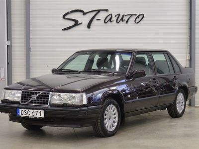 begagnad Volvo 940 2.3 Classic Aut 135hk