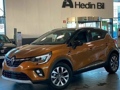begagnad Renault Captur INTENS TCE 155 EDC 2020, Halvkombi Pris 269 900 kr