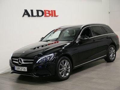 brugt Mercedes 220 C-KLASS170hk 4MATIC FleetEditon