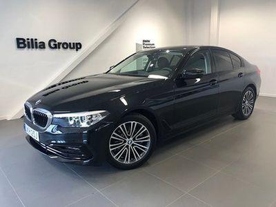 begagnad BMW 520 d xDrive Sedan | M sport | Connected | Winter
