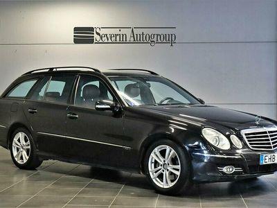begagnad Mercedes E320 CDI (224hk) 7G-Tronic