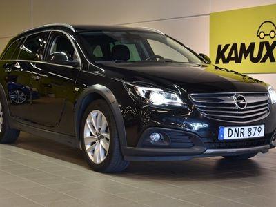 used Opel Insignia Country Tourer 2.0 CDTI 4x4 163hk Navi D -värm