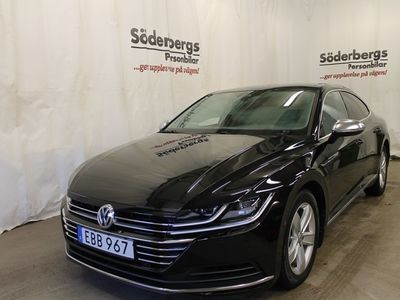 begagnad VW Arteon 2.0 TDI 240hk GTS 4M / VÄRMARE, DRAG, GPS
