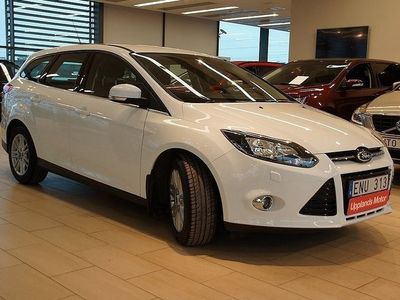 begagnad Ford Focus 1.0 125 Titanium Kombi