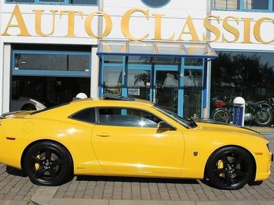 begagnad Chevrolet Camaro SS 405HK Bumble Bee