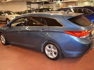 begagnad Hyundai i40 1,7 Crdi GoPlus Läder