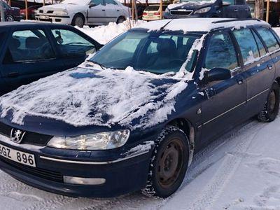 begagnad Peugeot 406 2,2 St Sport -01