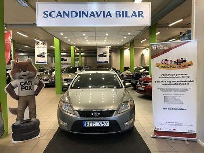begagnad Ford Mondeo 2.0F TAKLUCKA VÄLVÅRDAD 145HK