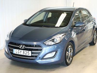 begagnad Hyundai i30 5d 1.6 CRDi ISG AUT-D7 Premium