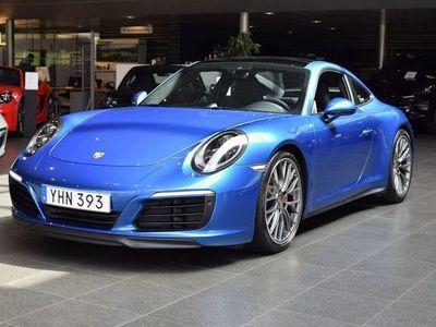 begagnad Porsche 911 911 991 4S