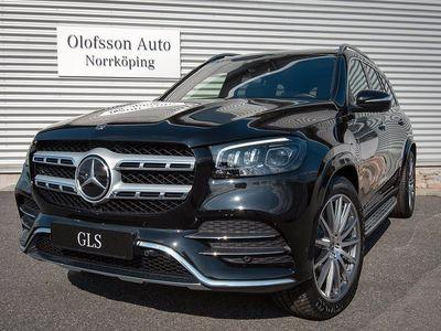 begagnad Mercedes GLS400 4Matic Nya modellen