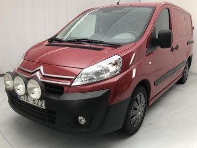 begagnad Citroën Jumpy Van III 2.0 HDI Skåp (163hk)