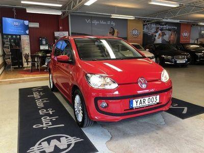 brugt VW up! High 1.0 75hk Drive Euro 6 5-dörrar Navi