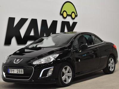 begagnad Peugeot 308 CC 1.6 THP Automatisk 156hk