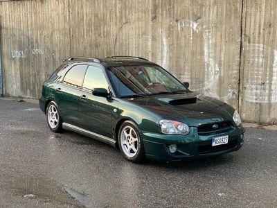begagnad Subaru Impreza WRX