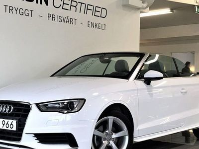 usata Audi A3 Cabriolet 1.4 TFSI S-Tronic -16