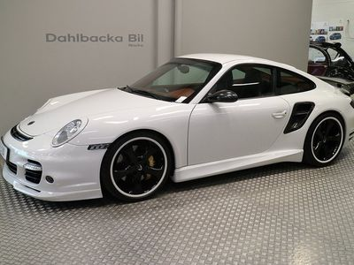 begagnad Porsche 911 Turbo Techart GT Street
