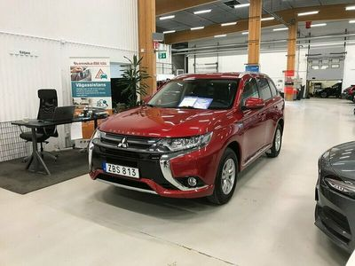 begagnad Mitsubishi Outlander P-HEV LADDHYBRID 4WD PHE-V AUT (drag) 1.70% Ränta