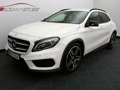 begagnad Mercedes GLA220 d 4M 0% RÄNTA 4MATIC AMG Sport 177hk