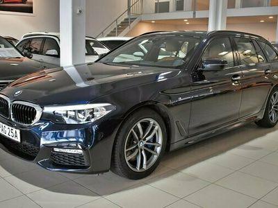 begagnad BMW 530 d xDrive Touring Innovation M Sport Navi B-kamera Euro 6 2018