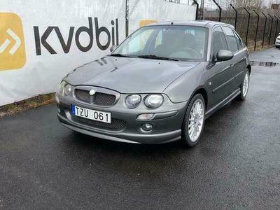 begagnad MG ZR 1.8 5dr 2004, Halvkombi Pris 50 000 kr