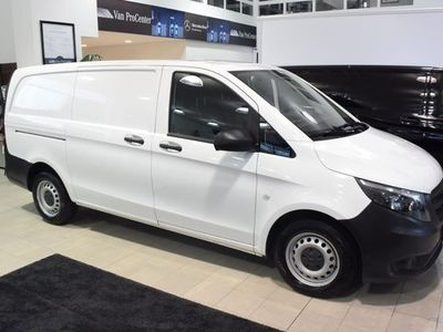 begagnad Mercedes Vito Benz 111 CDI SKÅP Lång 2018, Transportbil 212 375 kr