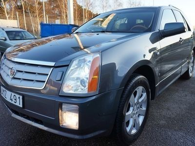 begagnad Cadillac SRX 3.6 V6 AWD Automatisk, Kombi 2007, SUV 59 900 kr