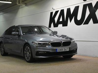 begagnad BMW 520 i Sedan Sportline Navi Drag 184hk