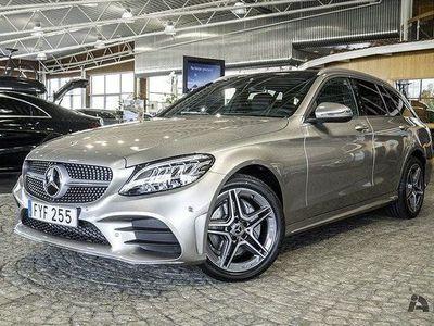 begagnad Mercedes C220 d 4MATIC // AMG Line // DEMOBIL