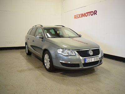 begagnad VW Passat Variant 2.0 FSI 150hk Besiktad