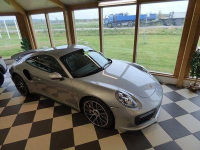 begagnad Porsche 911 Turbo S 3.8 H6 4 PDK Euro 6 580hk