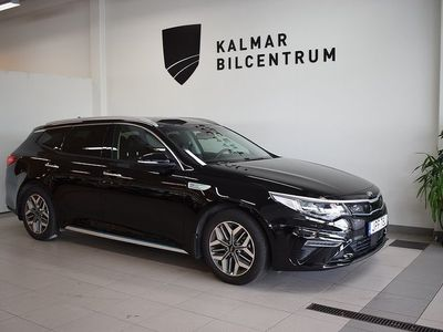 begagnad Kia Optima Hybrid Sport Wagon Plug-in Plus Automat 205hk