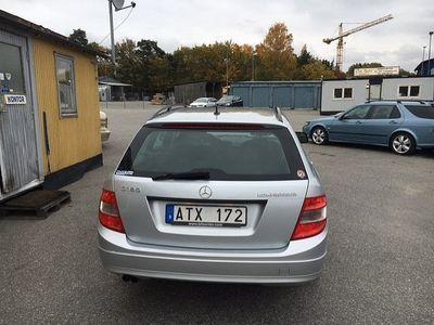 gebraucht Mercedes C180 CKOMPRESSOR SV-Såld 10200 Mil /AUTOMAT