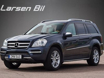 begagnad Mercedes GL350 CDI 4MATIC BlueEFFICIENCY 7G-Tronic 224hk