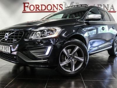 used Volvo XC60 D4 AWD R-DESIGN REA-RACE