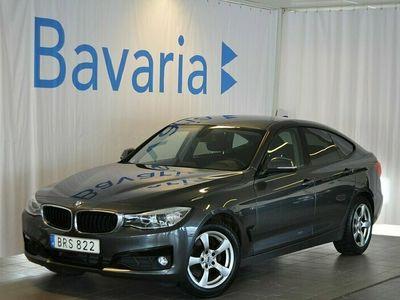 begagnad BMW 320 Gran Turismo d xDrive SportLine Euro 6 2014, Halvkombi Pris 168 700 kr