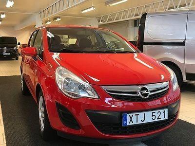 begagnad Opel Corsa 5-dörrar 1.2 Plus Paket -13
