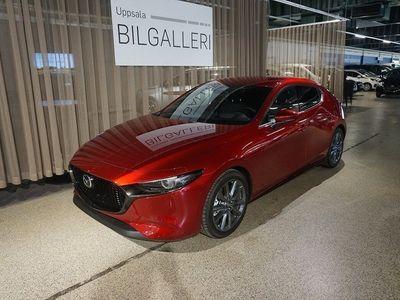 begagnad Mazda 3 HB 2.0 Sport 180 hk Aut. SKYACTIV-X M Hybrid Sky m. Tech Pack