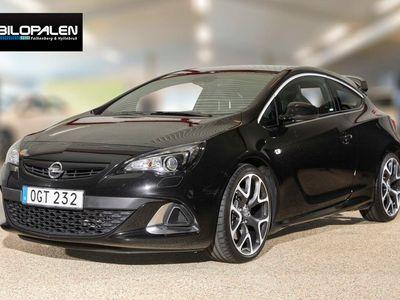 begagnad Opel Astra OPC