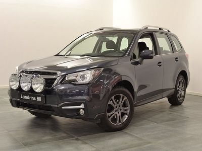 begagnad Subaru Forester 2.0 4WD Euro 6 150hk XS Drag Lågskatt