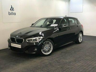 begagnad BMW 118 i M-Sport | PDC bak | Farthållare