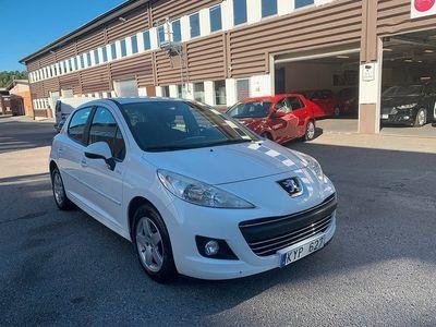 begagnad Peugeot 207 1.4 VTi 95hk Nyservad Toppskick