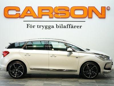 begagnad Citroën DS5 Hybrid4 200HK Panorama Navi