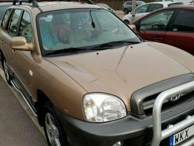 begagnad Hyundai Santa Fe 2.4 GLS