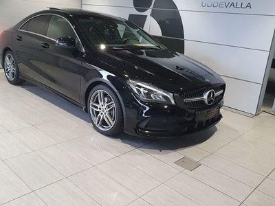 gebraucht Mercedes CLA200 Coupe AMG/SKY